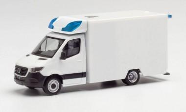 Herpa 013826 MiniKit: MB Sprinter´18 Fahrtec RTW weiß