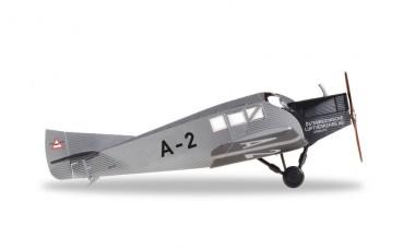 Herpa 019415 Junkers F13 Österreichische Luftverkehrs