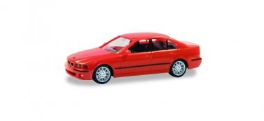 Herpa 022644-002 BMW M5 Lim. (E34) rot