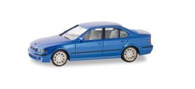 Herpa 032643-002 BMW M5 Lim. (E34) montecarloblau-met.