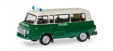 Herpa 066587 Barkas B 1000 Polizei Erfurt