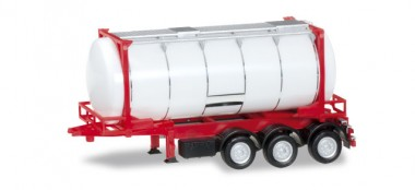 Herpa 076678 26 ft. Chassis m. Swap Container