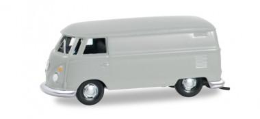Herpa 090469-003 VW T1/2b Kasten lichtgrau