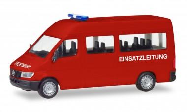 Herpa 094115 MB Sprinter `96 Bus Feuerwehr