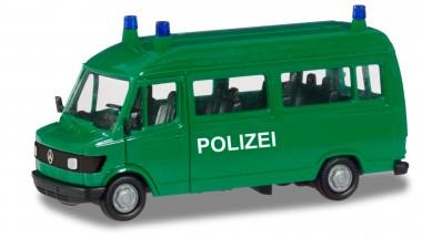Herpa 094139 MB T1 Bus Polizei