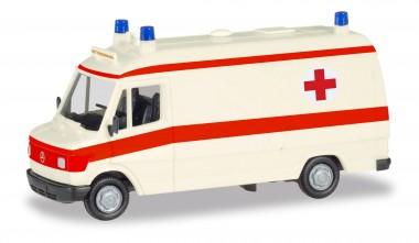 Herpa 094160 MB T1 Rettungswagen Rettungsdienst