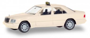 Herpa 094184 MB E-Klasse (W124) Lim. Taxi