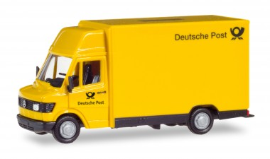 Herpa 094207 MB 207D Kögel Deutsche Post