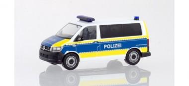 Herpa 094672 VW T6 Bus Polizei Brandenburg