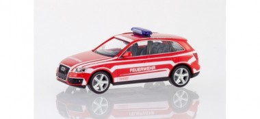 Herpa 094696 Audi Q5 Kommandowg. FW Lindau