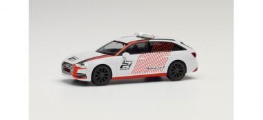 Herpa 095211 Audi A6 Avant 24th Nürburgring/Medical