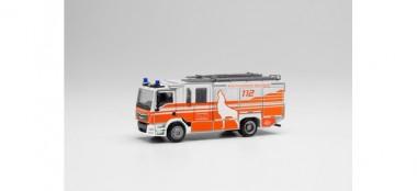 Herpa 095310 MAN TGM Z-Cab LF FW Wolfsburg