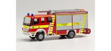 Herpa 095914 MB Atego´04 HLF Feuerwehr Rhede