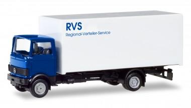 Herpa 309585 MB 813 Koffer-LKW RVS