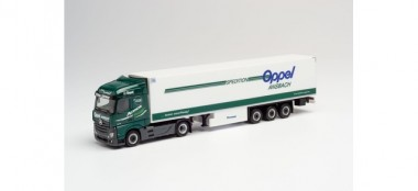 Herpa 311663 MB Actros SS KSZ Oppel Ansbach