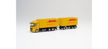 Herpa 311809 MB Actros SS CB-HZ DHL