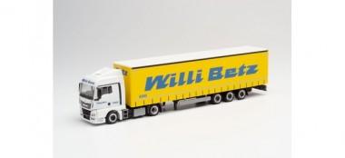 Herpa 311878 MAN TGX XLX 6c GP-SZ Willi Betz