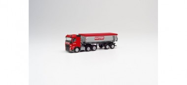 Herpa 311885 Volvo FH FD Thermomulden-SZ Kutter