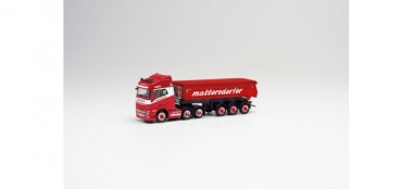 Herpa 311908 Volvo FH GL Thermomulden-SZ Mattersdorfe