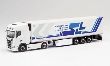 Herpa 312189 Scania CS20 HD KSZ SLL/Schumann
