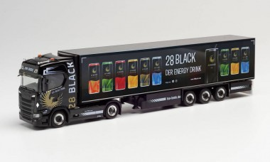 Herpa 312509 Scania CS20 HD KK-SZ TSU Bode/28 Black