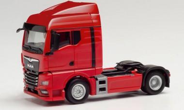 Herpa 312516 MAN TGX GM Zugmaschine Rot