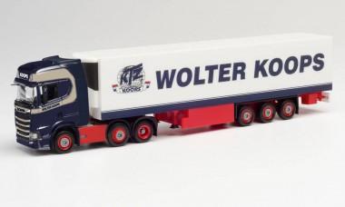 Herpa 312547 Scania CS20 HD KK-SZ Wolter Koops
