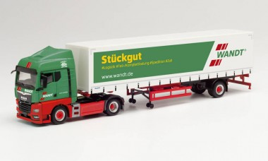 Herpa 312684 MAN TGX GM GP-SZ Spedition Wandt