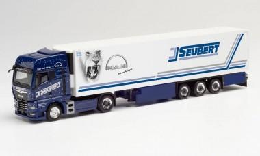 Herpa 312714 MAN TGX KK-SZ Seubert/Blue Lady 2020