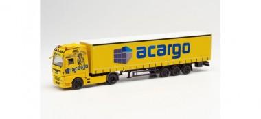 Herpa 313094 MAN TGX XXL GP-SZ Acargo