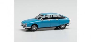 Herpa 420433 Citroen GS hellblau
