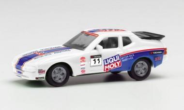 Herpa 420532 Porsche 944 Rennsport Liqui Moly