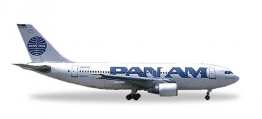 Herpa 500920-001 Airbus A310-200 PanAm/Clipper Betsy Ross