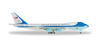 Herpa 502511-002 Boeing 747-200/VC-25 USAF Air Force One