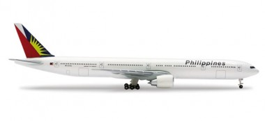 Herpa 506816-001 Boeing 777-300ER Philippine RP-C7776