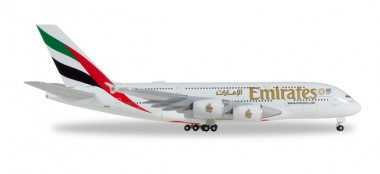 Herpa 514521-005 Airbus A380-800 Emirates