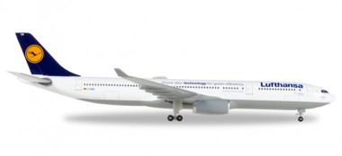 Herpa 514965-003 Airbus A330-300 LH