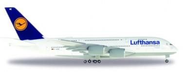 Herpa 515986-004 Airbus A380-800 Lufthansa/Johannesburg