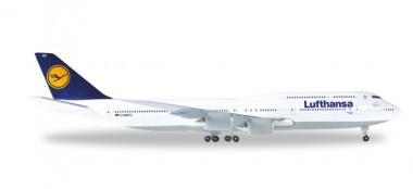 Herpa 516068-005 Boeing 747-8 Intercontinental LH