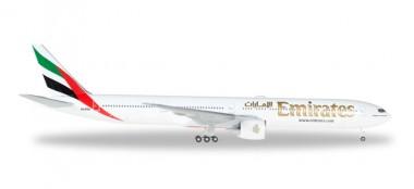 Herpa 518277-004 Boeing 777-300ER Emirates