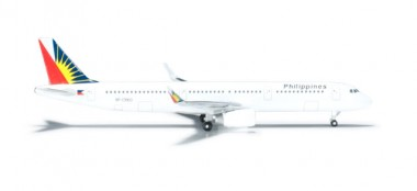 Herpa 526340 Airbus A321 Philippine Airlines