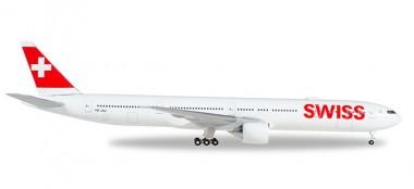 Herpa 529136-002 Boeing 777-300ER Swiss International