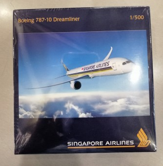 Herpa 531511 Boeing 787-10 Singapore Airlines