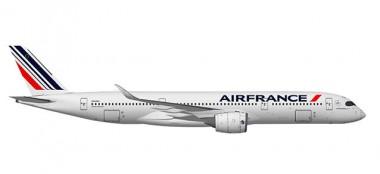 Herpa 533478 Airbus A350-900 Air France