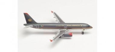Herpa 533577 Airbus A320 Royal Jordanian