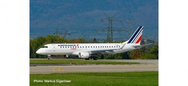 Herpa 534208 Embraer E190 Air France HOP