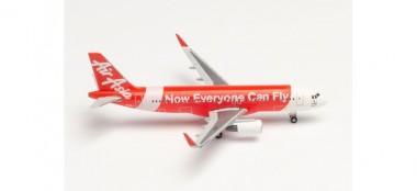 Herpa 534215 Airbus A320 Air Asia Japan