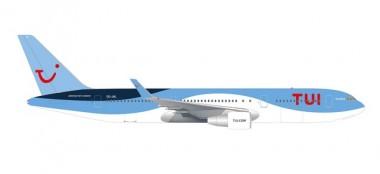 Herpa 534246 Boeing 767-300 TUI Airlines Belgien