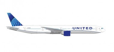 Herpa 534253 Boeing 777-300ER United Airlines (new)