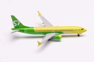 Herpa 534260 Boeing 737MAX8 S7 Airlines